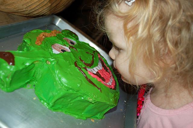 bolo colorido com vegetais