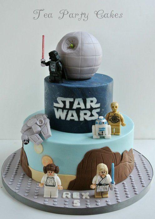 bolos decorados para meninos