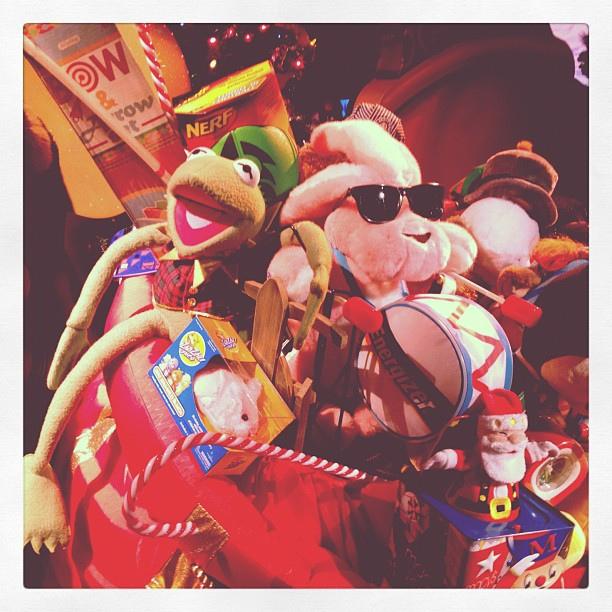 presentes de Natal para as crianças