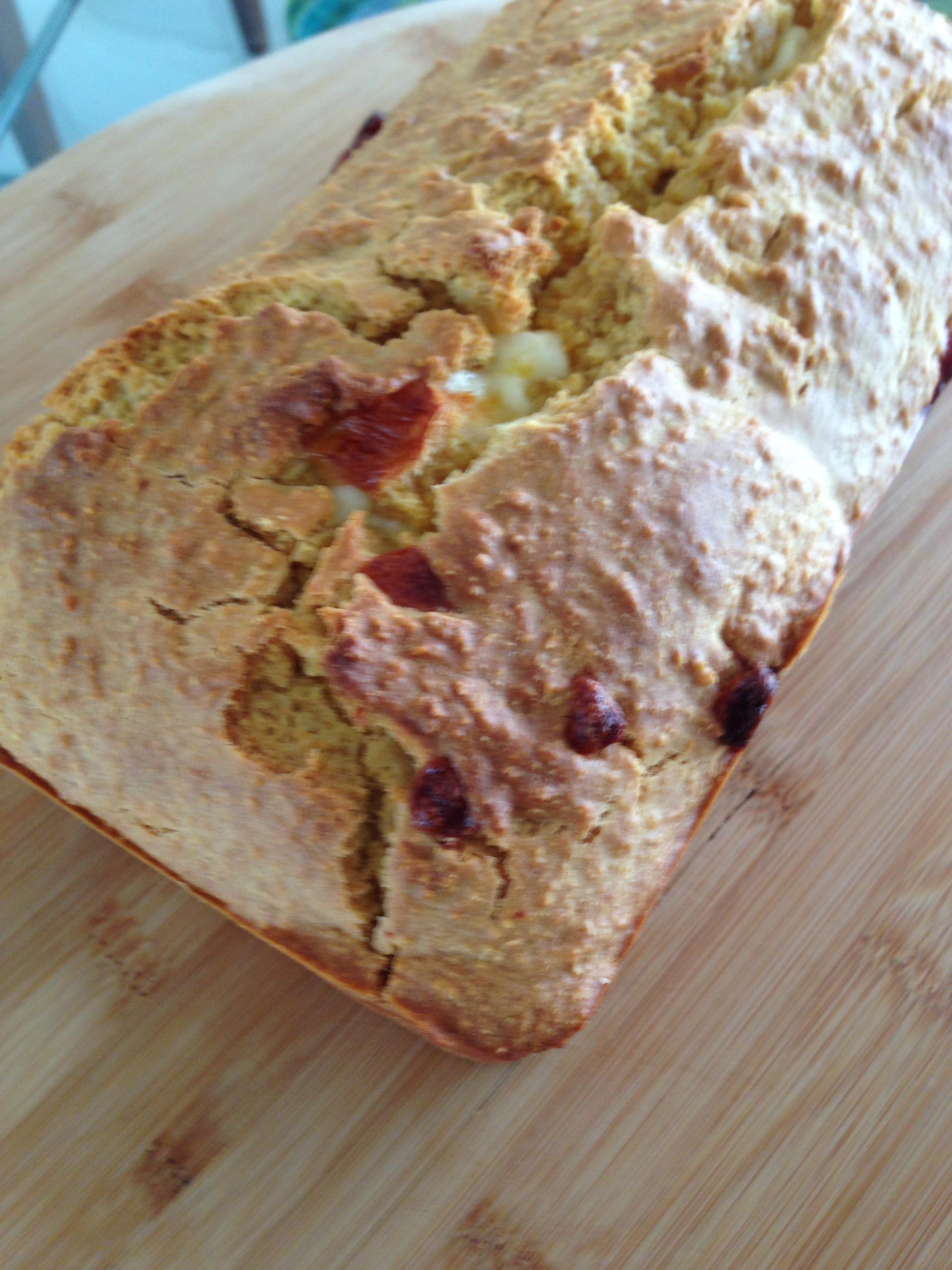 receita de pão de milho