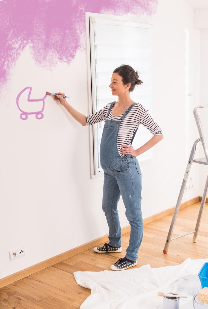 Aplicativos para planejar o quarto do bebê