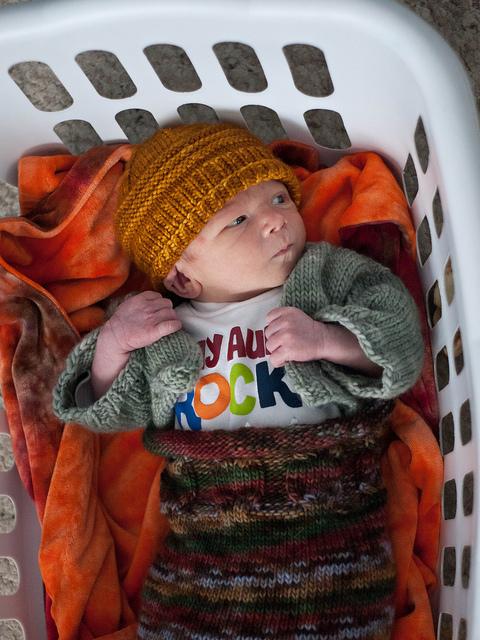 como lavar a roupa do recém-nascido