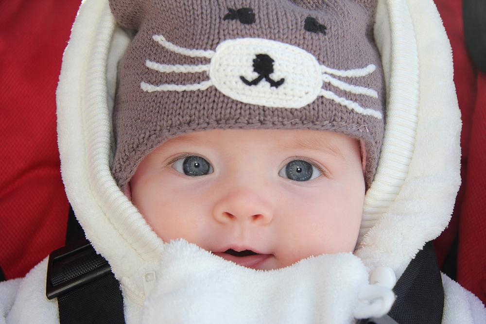 Como saber se o bebê está com frio ou com calor