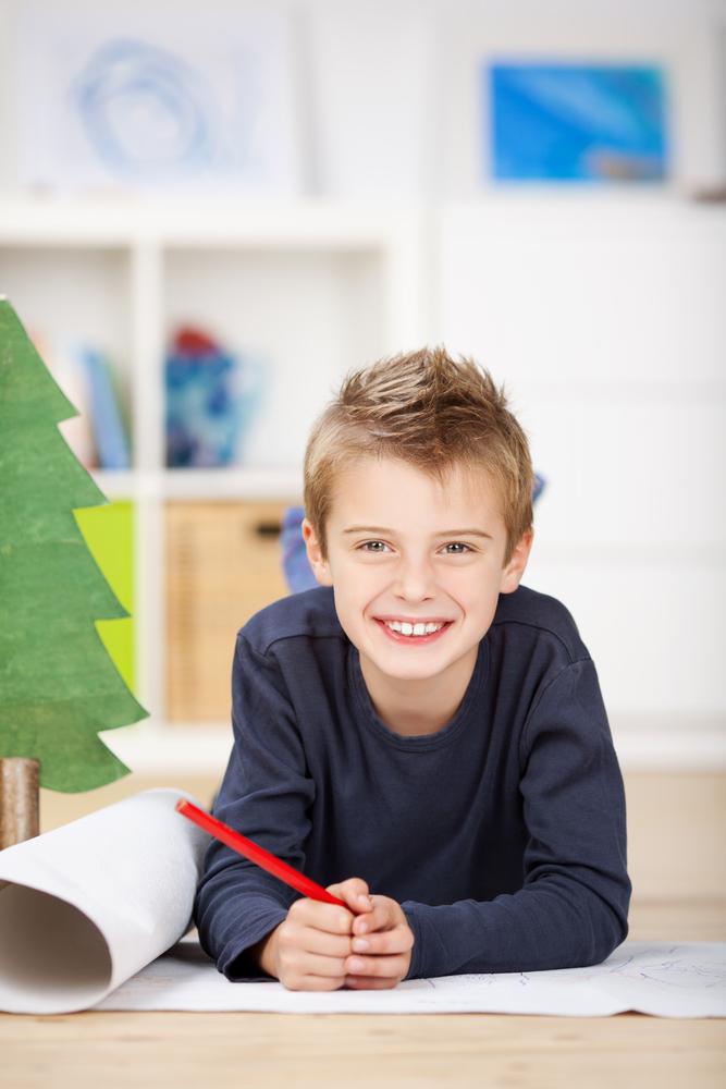 Crianças tímidas e introvertidas
