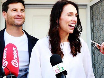 Primeira Ministra da Nova Zelândia anuncia que está grávida
