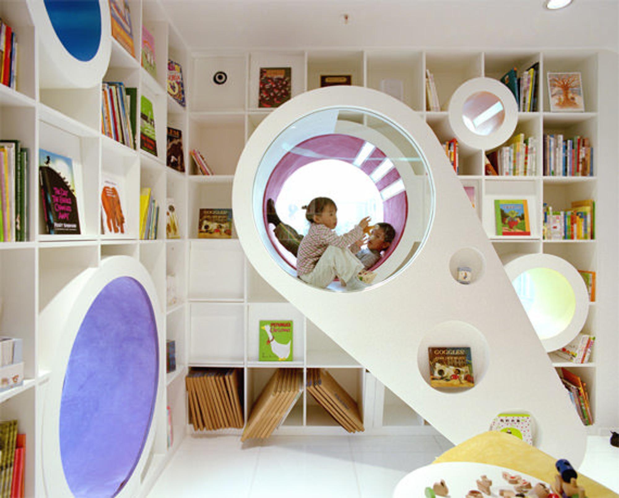 Bibliotecas infantis