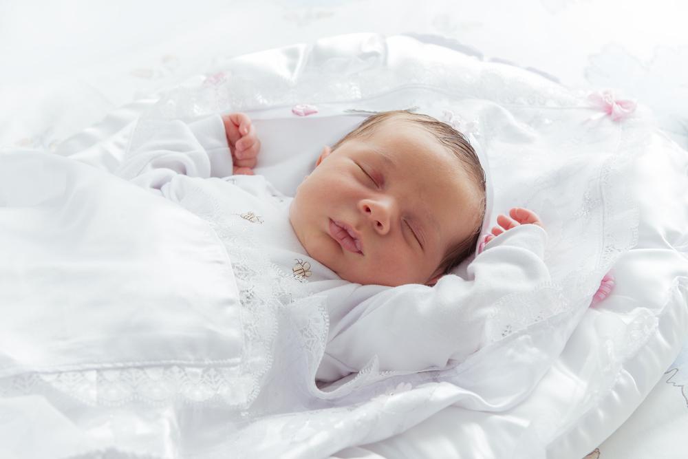 cuidados de higiene com o recém-nascido