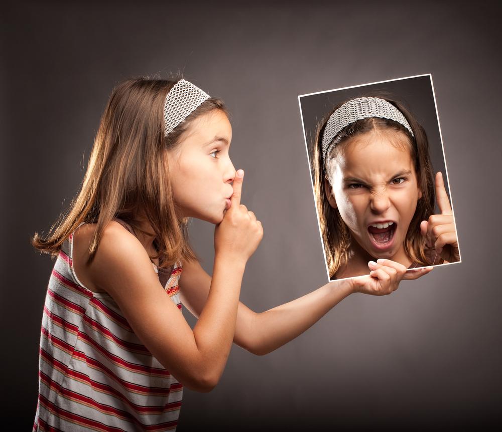 chamar a atenção do seu filho sem precisar gritar