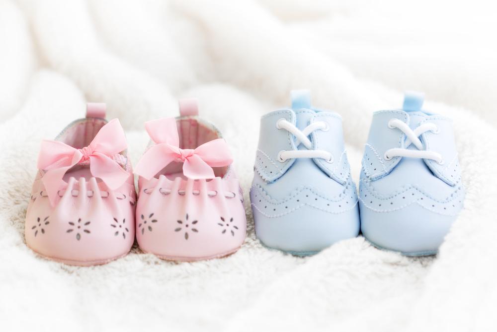 Sapatinhos do bebê