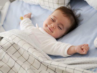 treinar o sono do bebe