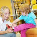 Como saber o tamanho do pé do seu filho na hora da compra