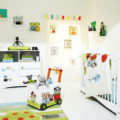 A influência das cores no quarto do bebê